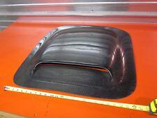 UNIVERSAL Carbon Fiber hood / roof scoop for Civic RX7 WRX Impreza Eclipse etc