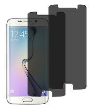 2 x Blickschutzfolie Samsung Galaxy S6 Edge+ Plus Displayschutzfolie Antispy