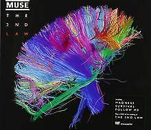 The 2nd Law (Limited Edition CD+DVD im Softpack) von Muse | CD | Zustand gut