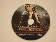 Battlestar Galactica Limited Edition Collectible DVD Demo Disc Promo