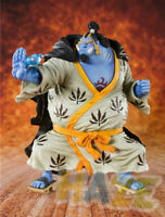 "Anime ONE PIECZERO Knight Of The Sea Jinbei 8"" Action Figure Model Toy"