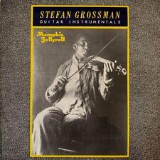Stefan Grossman - Memphis Jellyroll (Guitar Instrumentals) (LP) (VG-/G++)