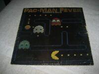 Pac-Man Fever 1982 Vinyl LP Record Donkey Kong Centipede Buckner & Garcia RARE