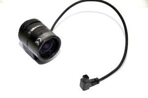 Objectif de caméra vidéo-surveillance CCTV TAMRON M13VG308 3.0-8mm F1.0 1/3 CS