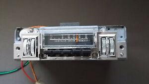 Restored 1968 6819 69 Plymouth Roadrunner Satellite gTx Charger Coronet AM Radio