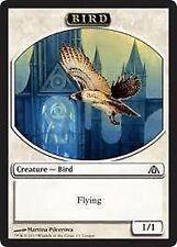 PROMO LEAGUE TOKEN Uccello 1/1 - Bird 1/1 MTG MAGIC DgM Dragon's Maze Ita
