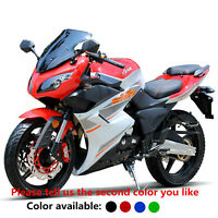 250RTS Sports Style Street Motorcycle Scooter with 5-Speed Manual Transmission