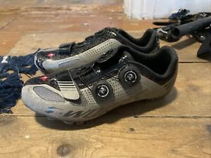 Specialized S-Works Mountain Bike Shoes 37 Carbon Fact Body Geometry