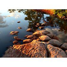 Reflections Ashburton River 1000 piece Jigsaw by John Temple
