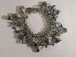 Custom Map Charm Bracelet Glenwood Springs Colorado State of CO Bangle Cuff Bracelet Vintage Map Jewelry Stainless Steel Bracelet