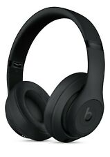 Beats by Dre Studio3 Wireless Over-Ear Headphones | MATT BLACK