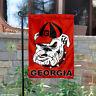 UGA Bulldogs Bulldog Garden Flag Yard Banner