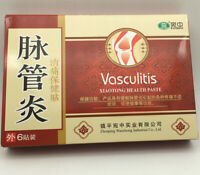 Vasculitis Herbal Patches 24 Pcs Spider Veins Varicose Treatment Plaster Patch