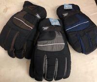 2pair Ski Gloves Men's Xtra-Large Waterproof Wind Snowboard Sports winter gloves