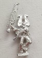 40K Chaos Space Marines /_Khorne Berzerker W// Chainsword Blind Buy Single Figure