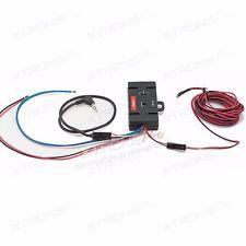 Universal Radio Resistive Steering Wheel Control Interface Adaptor Mini Jack IR