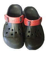 Ladies crocs size 6 used