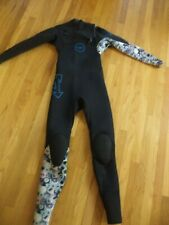 Youth Xcel 4:3 full wetsuit, chest zip