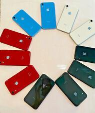 APPLE iPHONE XR ALL COLORS 64GB UNLOCKED CDMA+GSM
