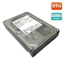 """Disque Dur 3To SATA III 3.5"""" HITACHI HUS724030ALE641 7200RPM 6Gb/s 64Mo"""