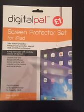 iPad Screen Protector and Cleaning Cloth - NEW