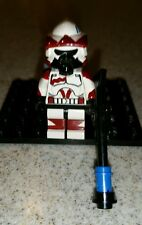 Lego Star Wars ARF Commander Jacob Clone Wars Scout Trooper Custom figure.