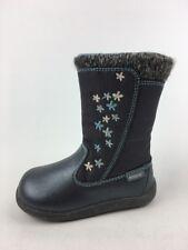 See Kai Runners Kids Hallie WP Boot - Little Girl's Size 7, Dark Grey EU 23 430