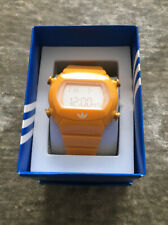 Originals Trefoil Unisex Yellow Digital Candy Watch
