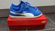 mens puma trainers size 9 UK. Used.