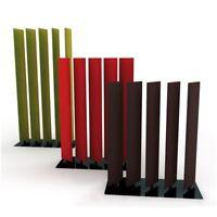 Design Raumteiler von Buzzi Space Rot/Grau