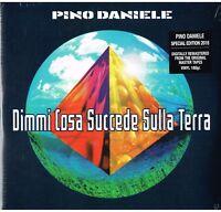 Pino Daniele : Dimmi Cosa Succede Sulla Terra  (Remastered 2018) - LP Vinile 180