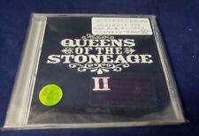 QUEENS OF THE STONE AGE - II (RARE PROMO CD, 2000 Interscope)