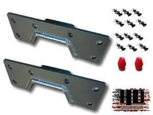Rear C-Notch Kit Lowering Drop 1965-1979 Ford F100 F-100