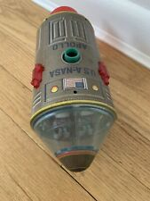Modern Toys  Vintage USA -NASA APOLLO Tin Litho Made In Japan