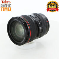 Canon EF 24-105mm F/4 L IS USM Lens from Japan
