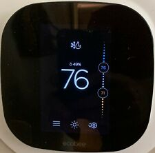 ecobee3 Smart WiFi Thermostat with PEK and Room Sensor