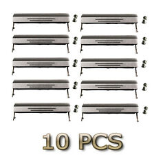 Lot 10 of Hard Drive Caddy Cover + Screws For Dell Latitude D630 P/N XP994