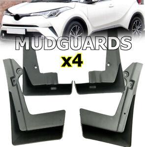 Set Mud Flap For Toyota C-HR CHR Splash Guards Mudguards Fender Kit Fender Flare