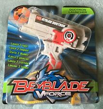Beyblade Hasbro Duotron Launcher 2003 New Sealed Right Spin 1st Gen Vintage Red