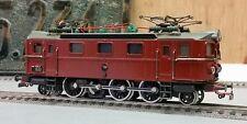 Locomotiva Fleischmann Vintage Primi Anni 60  metallo