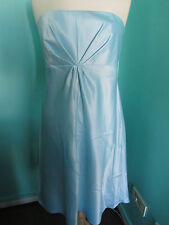 PALE BLUE NEXT OCCASIONS PROM/EVENING/BRIDESMAID DRESS NEW WITH TAGS NO STRAPS
