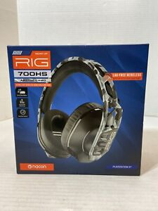 Plantronics 213447-60 Rig 700HS Arctic Camo Wireless Gaming Headset for Sony PS4