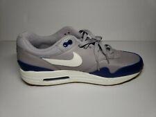 watch 2f0a0 753fe Nike Air Max 1 Atmosphere Grey Sail Gum Bottom White Blue (AH8145-008)