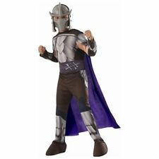 TMNT Teenage Mutant Ninja Turtles Shredder Halloween Costume 8-10 Medium #N71
