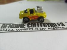 "'Vintage"" Micro Machines 1969 CAMARO T-TOP BLOWN HOT ROD  Galoob 1986"