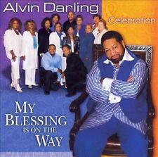 FREE US SHIP. on ANY 3+ CDs! ~LikeNew CD Alvin Darling & Celebration: My Blessin