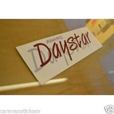 ABI Award Daystar Caravan Stickers Decals Graphics - PAIR