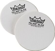 "Remo Kevlar Falam Slam Patch for Bass Drum 2.5"" 2pack"