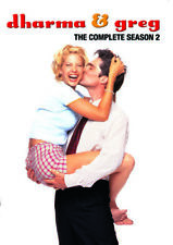 Dharma & Greg: The Complete Season 2 (DVD Used Like New)
