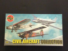 Airfix, Civil Aircraft Collection scale 1/72 Rare and Out of Production